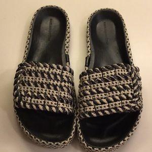 Isabel Marant Enki slide sandal size 37